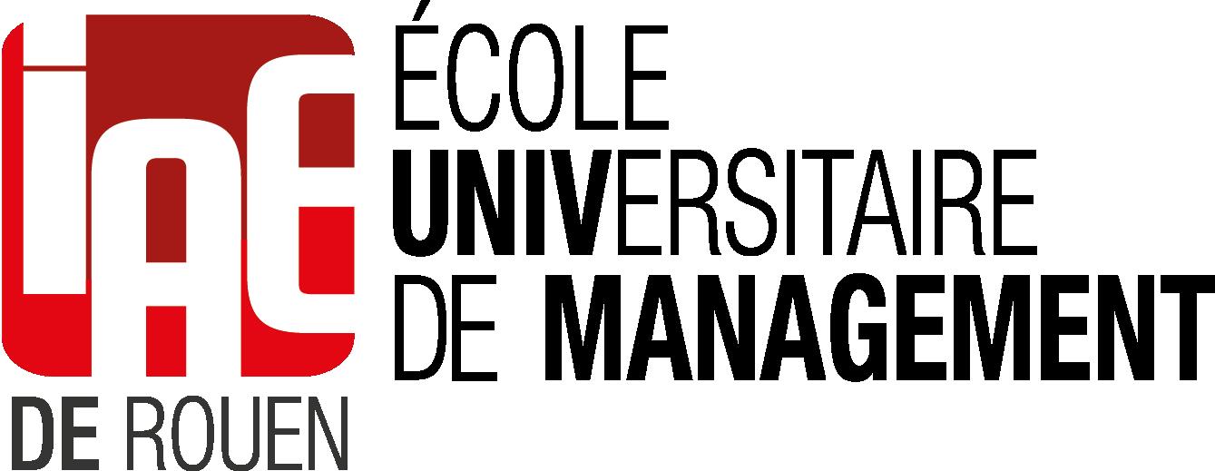 logo IAE Rouen